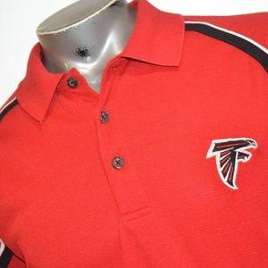 9795 Mens Reebok Golf Polo Shirt Size Medium